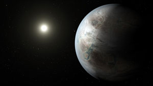Earth-like planet found with atmosphere
